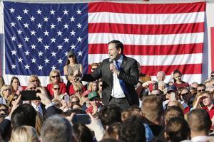 GOP 2016 Rubio by Steve Helber