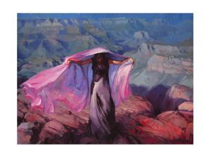 She Danced by the Moon by Steve Henderson