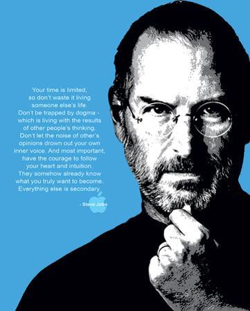 Steve Jobs- Quote
