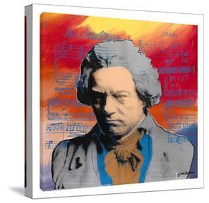 Beethoven #5 by Steve Kaufman