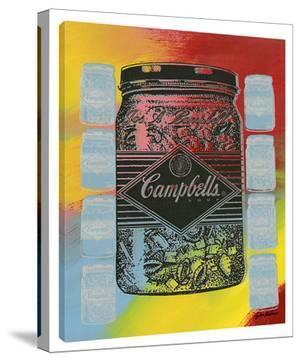 Campbell's Soup Jars by Steve Kaufman