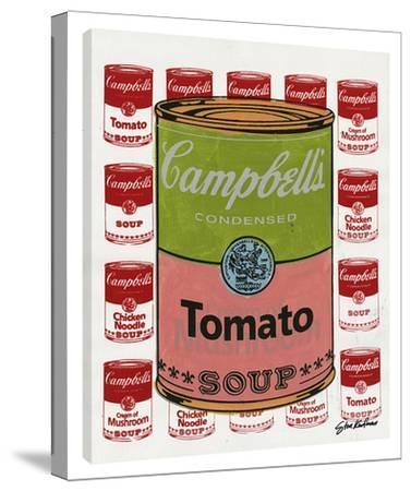 Campbell's Tomato Soup Cans by Steve Kaufman