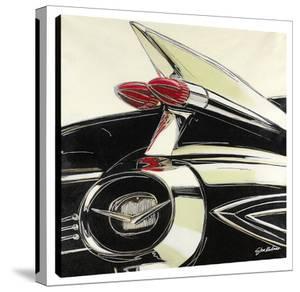 Car Fin by Steve Kaufman