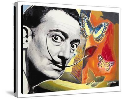 Dali: Butterflies by Steve Kaufman