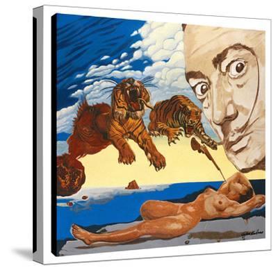 Dali & The Dream by Steve Kaufman