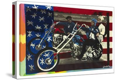 Easy Rider by Steve Kaufman