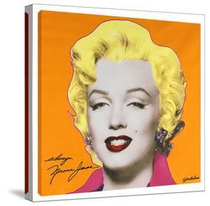 Forever Norma Jean by Steve Kaufman