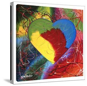 Heart by Steve Kaufman