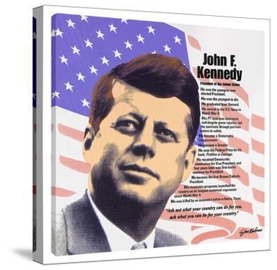 JFK by Steve Kaufman