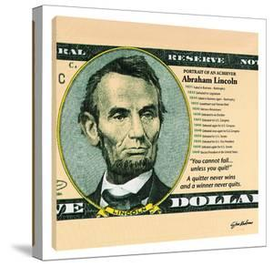 Lincoln The Achiever by Steve Kaufman