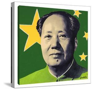 Mao: Green by Steve Kaufman