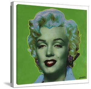 Marilyn Pop by Steve Kaufman
