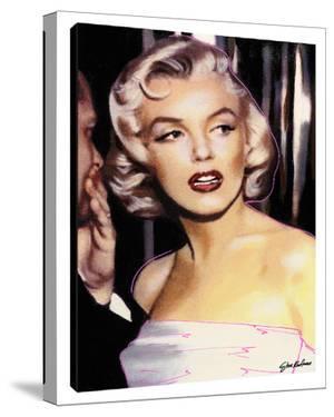 Marilyn, The Secret by Steve Kaufman