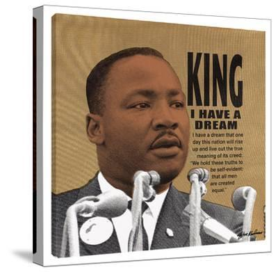 Martin Luther King, The Dream by Steve Kaufman