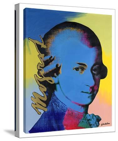 Mozart #1 by Steve Kaufman
