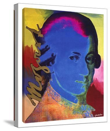 Mozart #2 by Steve Kaufman