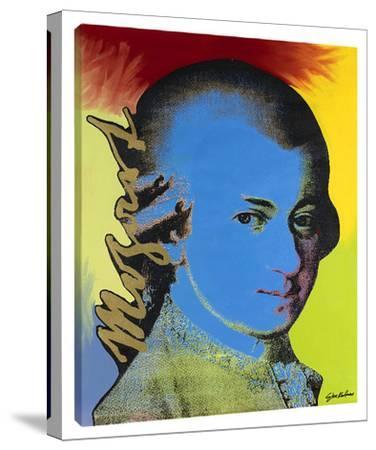 Mozart #3 by Steve Kaufman