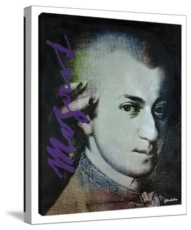 Mozart #4 by Steve Kaufman