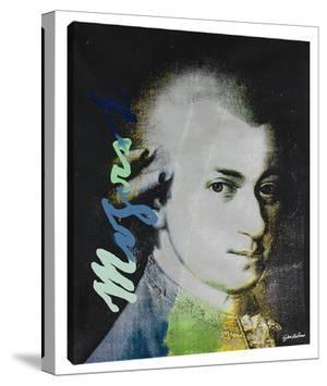 Mozart #5 by Steve Kaufman