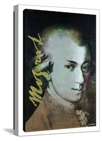 Mozart #6 by Steve Kaufman