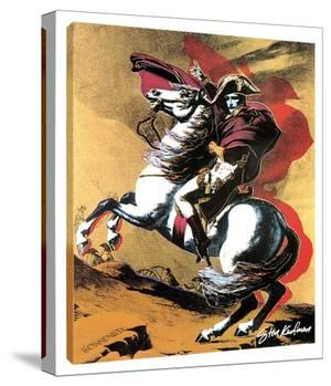 Napoleon (Gold) by Steve Kaufman