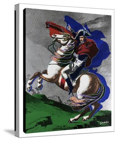 Napoleon by Steve Kaufman