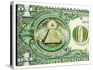 One Dollar Pyramid by Steve Kaufman