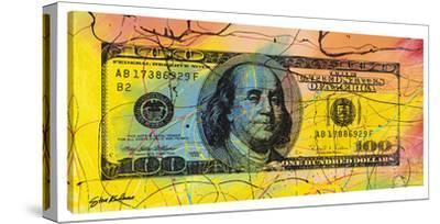 One Hundred Dollar Ben by Steve Kaufman