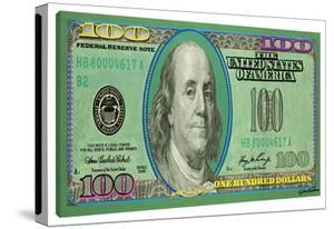 One Hundred Dollar Bill by Steve Kaufman