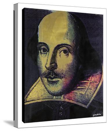 Shakespeare #1 by Steve Kaufman