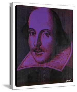 Shakespeare #2 by Steve Kaufman