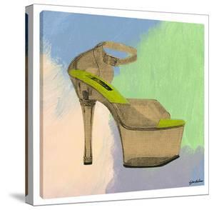 Stripper Shoes by Steve Kaufman