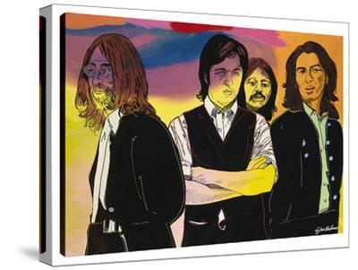 The Beatles by Steve Kaufman