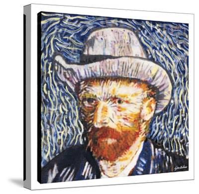 Van Gogh Portrait by Steve Kaufman