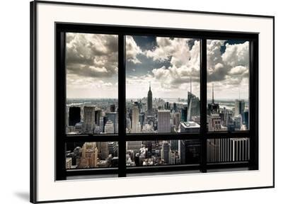 New York Window by Steve Kelley