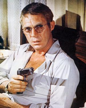 Steve McQueen, The Getaway (1972)