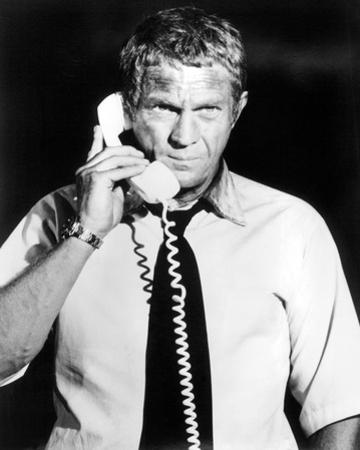 Steve McQueen - The Towering Inferno
