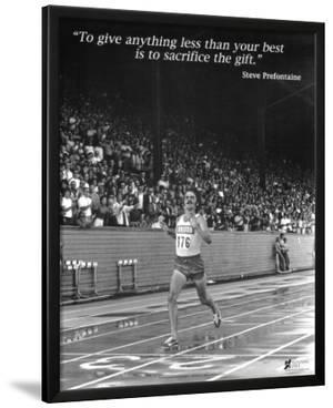 Steve Prefontaine: The Gift
