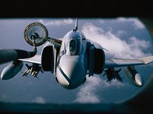 Refueling Operation over the Falklands by Steve Raymer