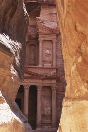 Jordan, the Treasury at Petra