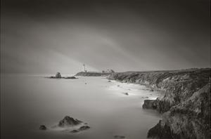 Pigeon Point Lighthouse by Steve Silverman