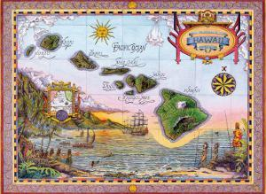 Affordable Maps Of Hawaii Posters For Sale At AllPosterscom - Oversized vintage maps