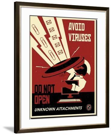 Avoid Viruses by Steve Thomas