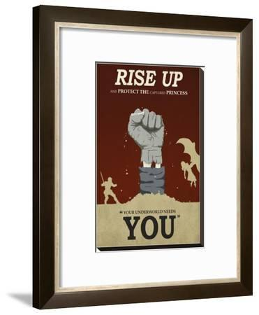 Rise Up by Steve Thomas