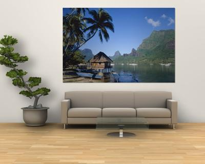 Cook's Bay, Moorea, French Polynesia, South Pacific, Tahiti