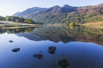 England, Cumbria, Lake District, Crummockwater by Steve Vidler