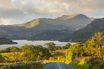 England, Cumbria, Lake District, Ullswater by Steve Vidler