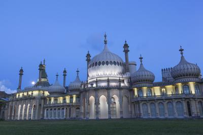 England, East Sussex, Brighton, Brighton Pavilion by Steve Vidler
