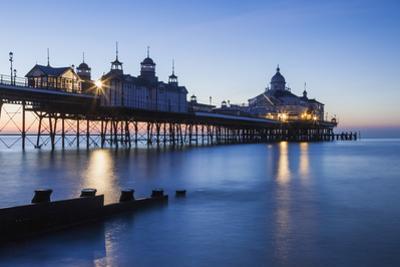 England, East Sussex, Eastbourne, Eastbourne Pier at Dawn by Steve Vidler