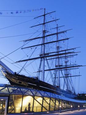 England, London, Greenwich, Cutty Sark by Steve Vidler